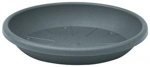 10er Set Untersetzer Cylindro 33 cm rund aus Kunststoff Sparpaket – Bild 1