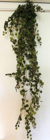 Künstlicher Mini-Weinlaubhänger 160 cm Kunstpflanze