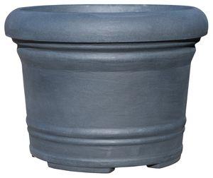 Pflanzkübel PALERMO aus Kunststoff 80 cm – Bild 1