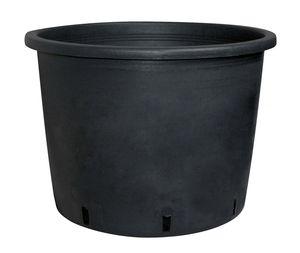 Baumcontainertopf aus Kunststoff Schwarz Pflanztopf Pflanzkübel