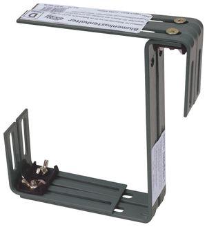 Halter für Standard Balkonkasten zweifach verstellbar Blumenkastenhalter – Bild 1