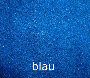 Dekosand Farbsand 0,5-1 mm 1000g Streudeko - MADE IN GERMANY – Bild 5