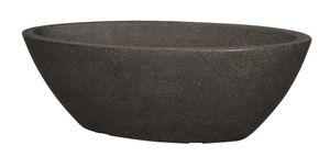 Pflanzschale Jardinere Rimini oval aus Kunststoff 60cm – Bild 2
