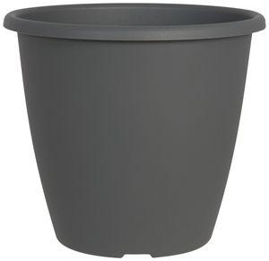 Pflanzkübel NEVADA rund aus Kunststoff – Bild 3