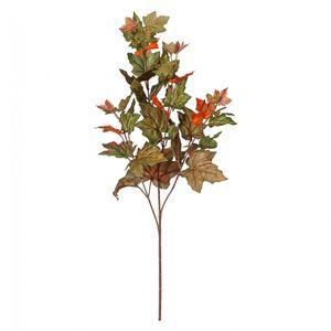 """Ahornzweig """"Herbstlaub"""" Kunstpflanze 70 cm"""
