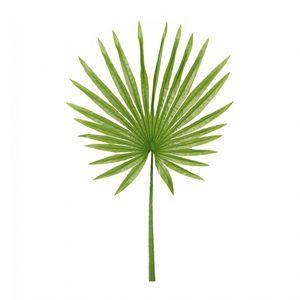 Fächerpalmwedel Kunstpflanze Einzelblatt 45/90 cm RealTouch