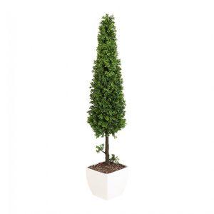 Buchsbaumpyramide Kunstpflanze 60 cm