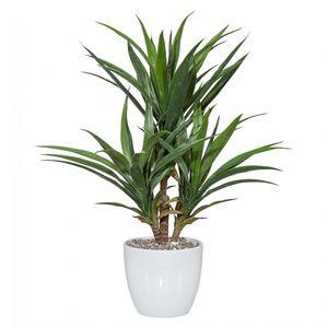 Yucca-Palme Kunstpflanze 70 cm