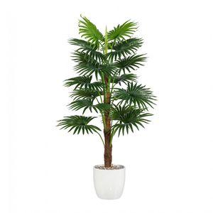 Fächerpalme Kunstpflanze 110 cm RealTouch