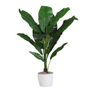 Bananenpflanze Kunstpflanze 120 cm