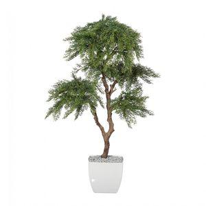Zypresse Kunstpflanze 90 cm