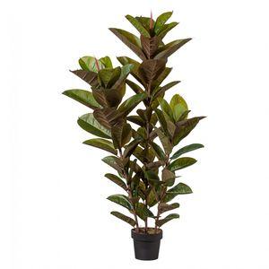 Ficus elastica Kunstpflanze 150 cm