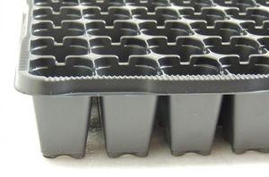 5 Stk. Anzuchtplatte 3040/54 Pikierplatte Multitopfplatte Topfpalette Kunststoff