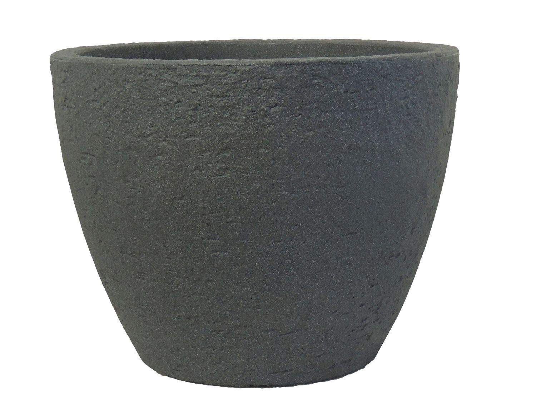 pflanzk bel stone 80 cm durchmesser aus kunststoff steinoptik gartencenter pflanzgef e terraoptik. Black Bedroom Furniture Sets. Home Design Ideas