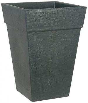Pflanzkübel BOLOGNA quadratisch aus Kunststoff – Bild 2