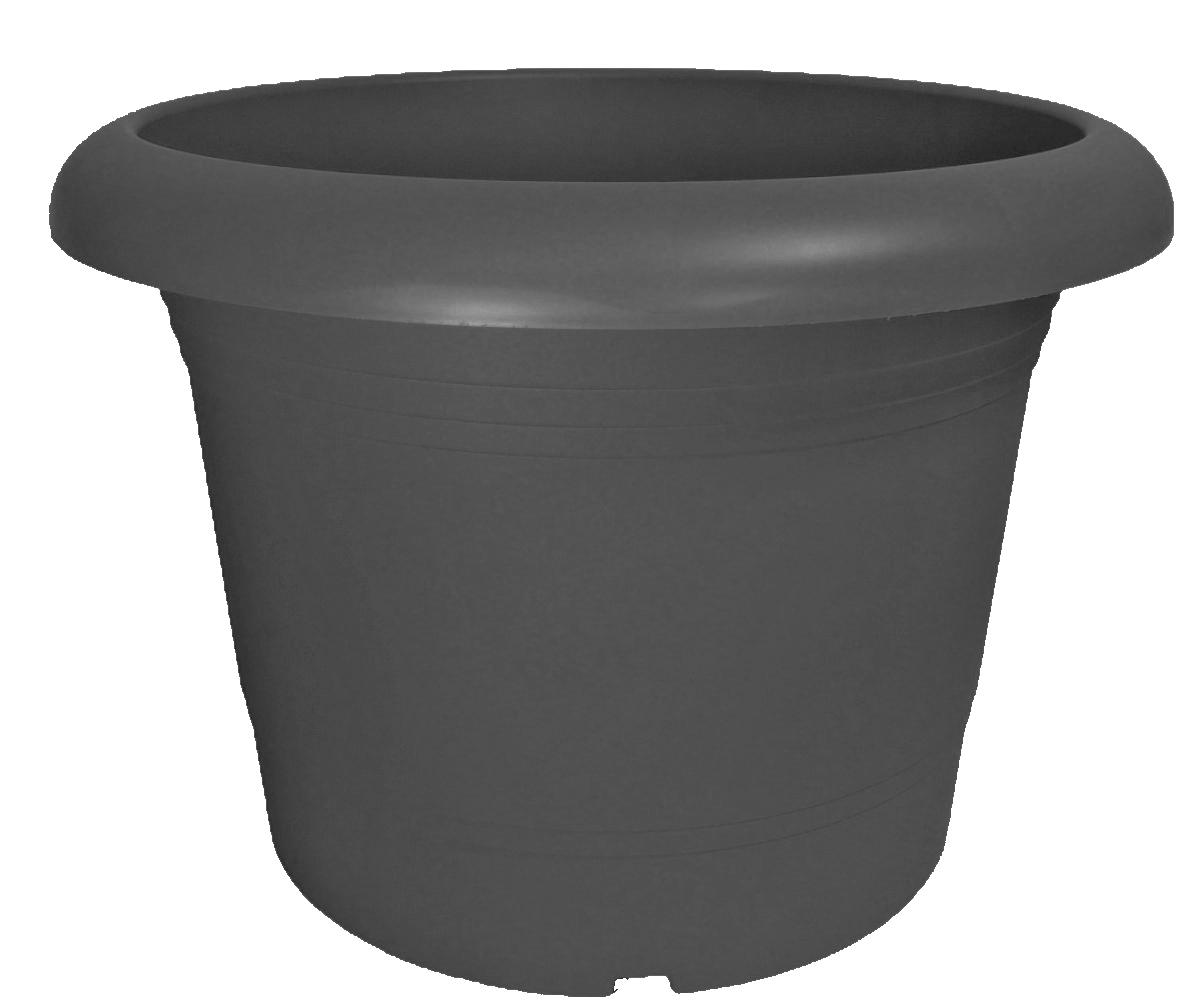 pflanzk bel montana rund 80 cm in versch farben aus kunststoff gartencenter pflanzgef e t pfe. Black Bedroom Furniture Sets. Home Design Ideas