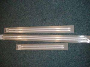Vitragenstangen mit Schraubhaken 80 cm-150 cm – Bild 1