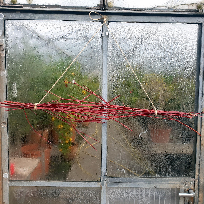 Äste und Zweige zum Aufhängen