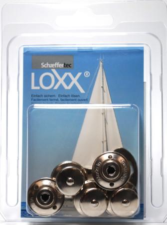 Loxx Box Nickel - 5 Kopf groß
