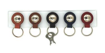 Loxx Schlüsselbrett - Plexiglas klein inkl. Anhänger – Bild 1