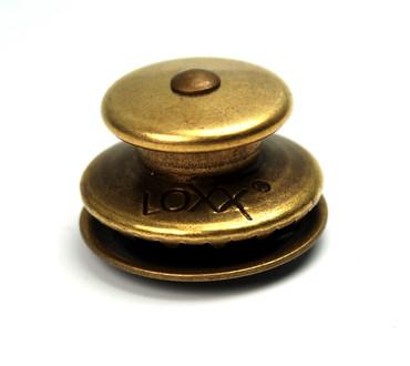 Loxx Schlüsselbrett - Holz Nussbaum inkl. Anhänger – Bild 5