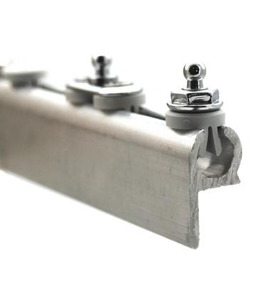 Loxx plastic dowels for channel rail – Bild 5