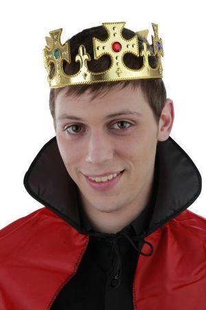 Königskrone Krone König Kostüm Karneval Fasching