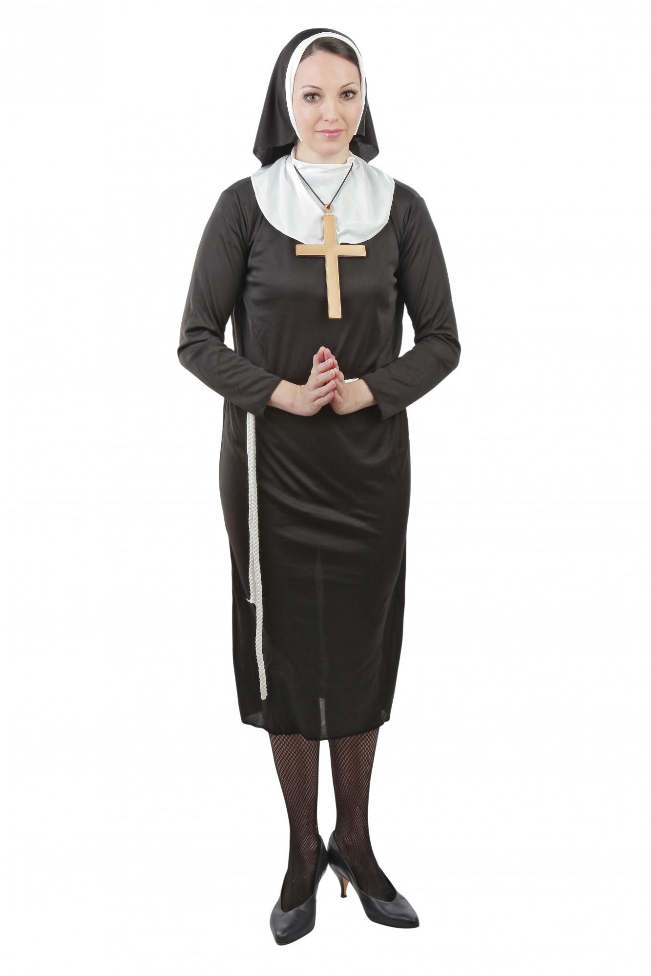 Kostum Nonne Fur Damen Gr S Xxxxl Kostum Online Shop Kostume