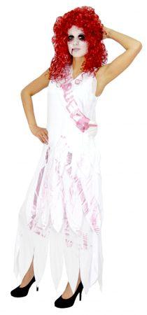 Zombie Prom Queen Kostüm für Damen Gr. XS - XL