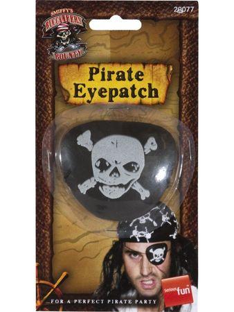 Augenklappe Pirat Piratenklappe Piraten Seeräuber