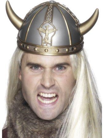 Wikingerhelm Helm Wikinger Vikinger Germanen Germanenhelm