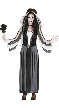 Gothic Braut Kleid