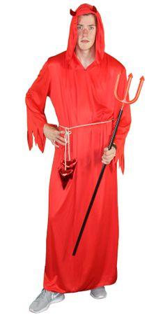 rotes Teufelkostüm für Erwachsene