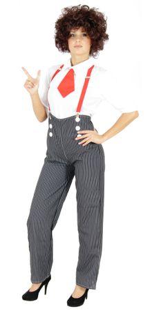 20er Jahre Mafia Damen Kostüm