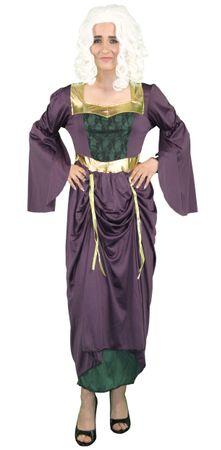 Kostüm Mittelalter Dame Hofdame Burgfräulein Kleid Zofe