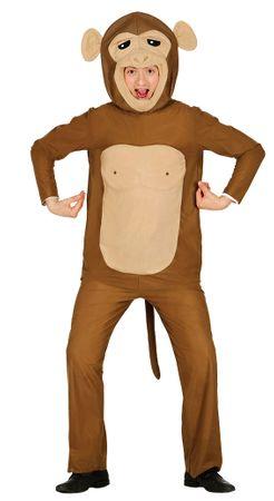 Affen Kostüm für Erwachsene Gr. M - L
