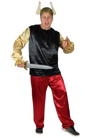 Gallischer Soldat Kostüm für Herren Gr. S - XXXXL