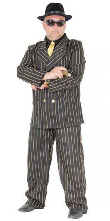 Gangster Mafia Anzug für Herren Gr. S - XXXL