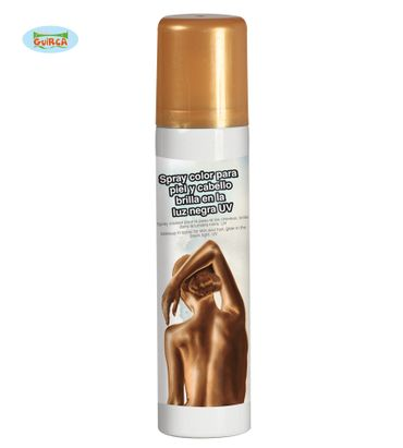 Körperspray gold 75 ml