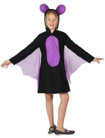 Fledermaus Kostüm für Mädchen