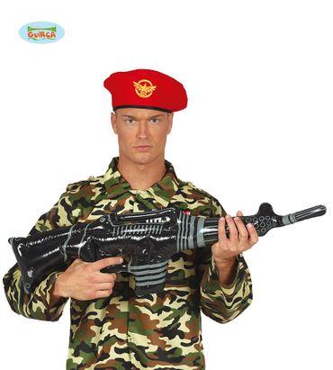 Aufblasbares Gewehr Maschinengewehr Zubehör Erwachsene
