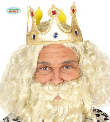 Königskrone Königin Krone gold