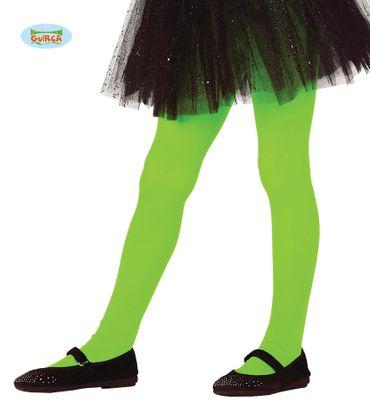 grüne Strumpfhose für Kinder