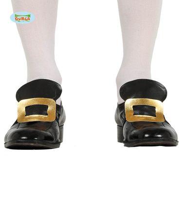 König Graf Fürst Zubehör Schnallen für die Schuhe