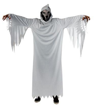 Geister Kostüm für Herren und Kinder