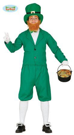grünes Kobold Kostüm für Herren Gr. M - L