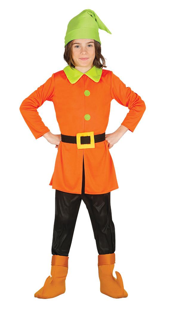 Wald Zwerg Kostum Fur Kinder Gr 98 128 Kostum Online Shop