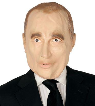 Präsidenten Maske Russland Gesicht Erwachsene