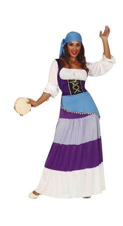 schöne Zigeunerin Kostüm für Damen