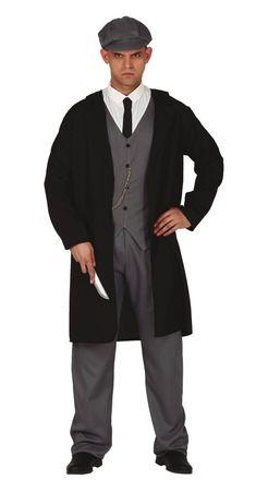 englischer Gangster Kostüm für Herren